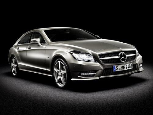 Mercedes-Benz CLS-Class 2010 - 2014