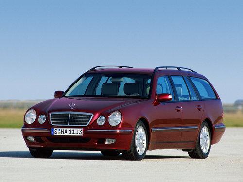 Mercedes-Benz E-Class 1999 - 2003