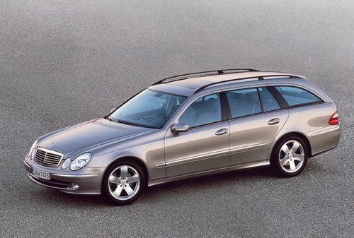Mercedes-Benz E-Class 2003 - 2006