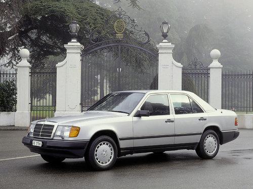 Mercedes-Benz E-Class 1984 - 1993