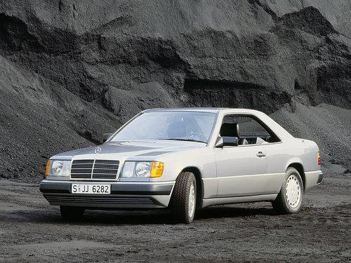 Mercedes-Benz E-Class 1987 - 1993