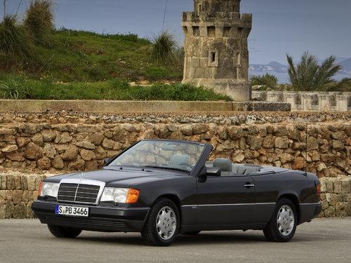 Mercedes-Benz E-Class 1992 - 1993