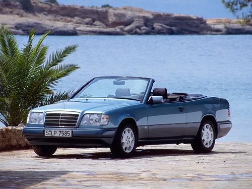 Mercedes-Benz E-Class 1994 - 1997