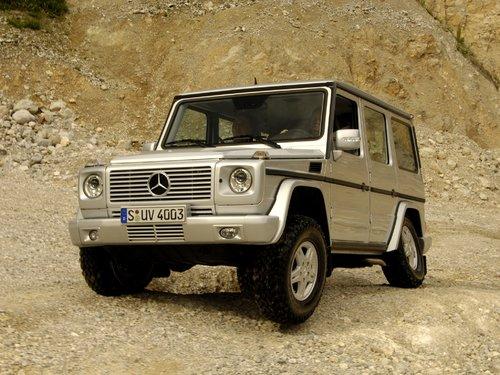 Mercedes-Benz G-Class 2006 - 2008
