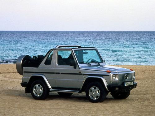 Mercedes-Benz G-Class 1994 - 1998