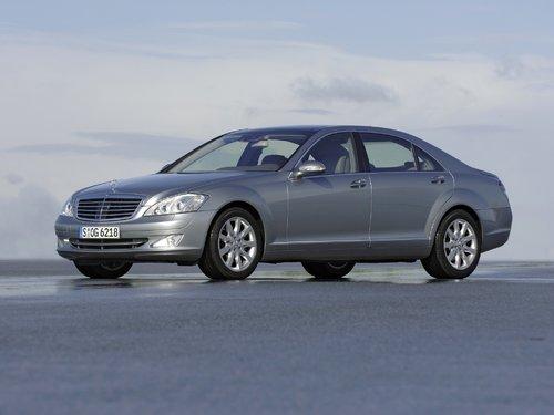 Mercedes-Benz S-Class 2005 - 2009