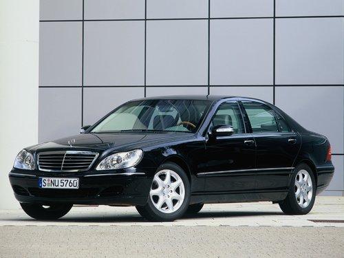 Mercedes-Benz S-Class 2002 - 2005