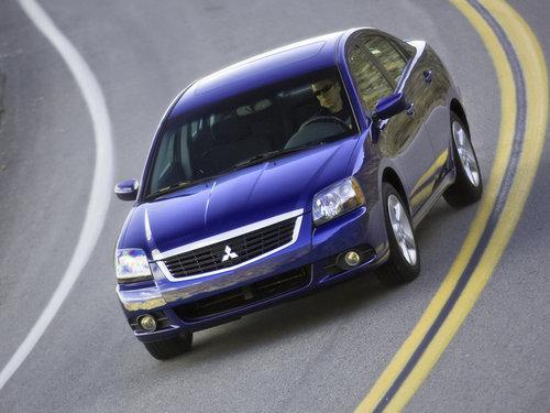 Mitsubishi Galant 2006 - 2009
