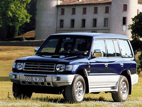 Mitsubishi Pajero 1997 - 2005