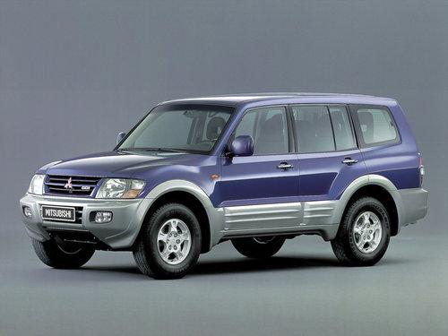 Mitsubishi Pajero 1999 - 2003
