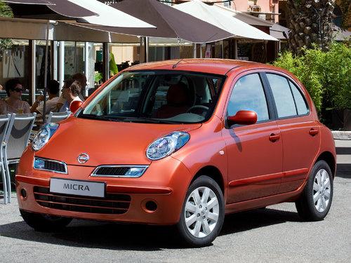 Nissan Micra 2007 - 2010