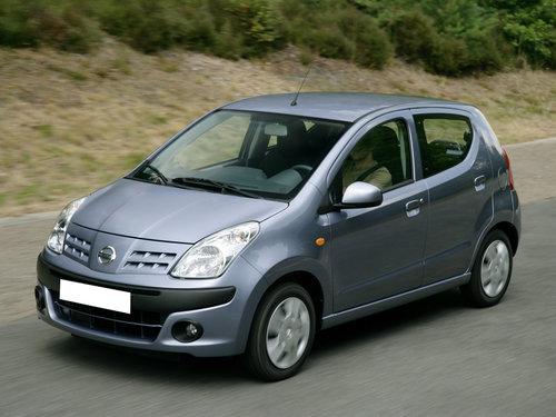 Nissan Pixo 2009 - 2013