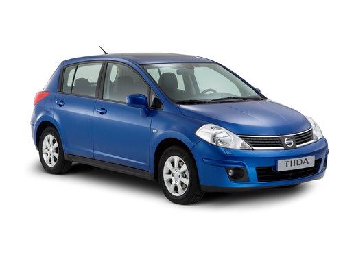Nissan Tiida 2007 - 2010