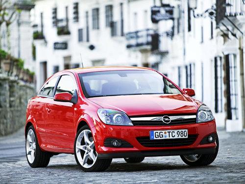 Opel Astra GTC 2004 - 2010