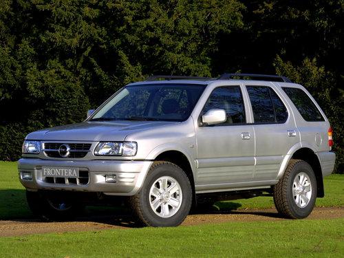 Opel Frontera 2001 - 2004