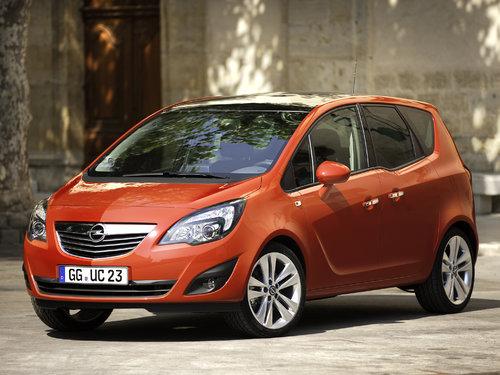 Opel Meriva 2009 - 2013