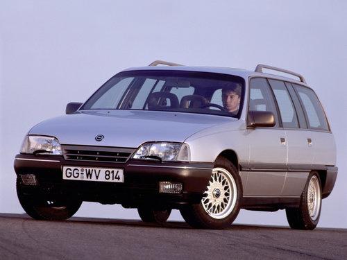 Opel Omega 1986 - 1990