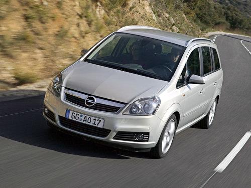 Opel Zafira 2005 - 2008