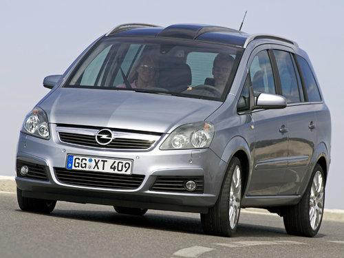 Opel Zafira 2005 - 2007