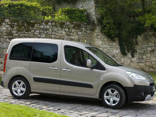 Peugeot Partner Tepee 2008 - 2012