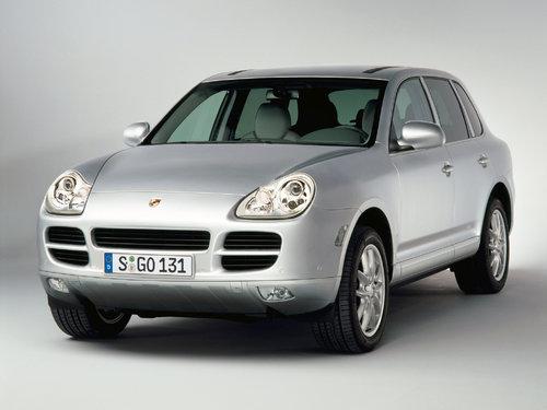 Porsche Cayenne 2002 - 2007