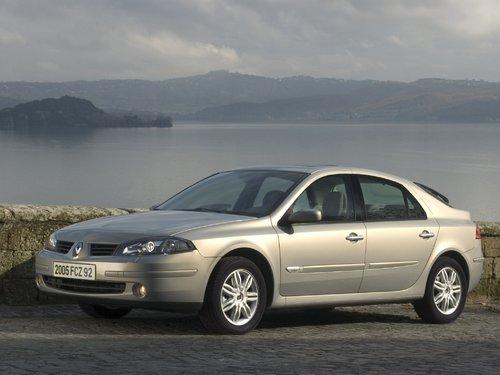 Renault Laguna 2005 - 2008
