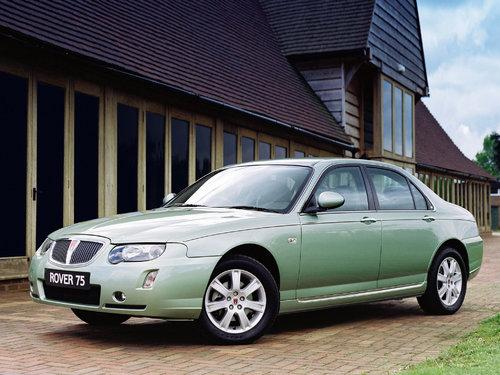 Rover 75 2004 - 2005