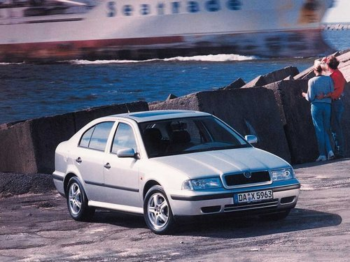 Skoda Octavia 1996 - 2000