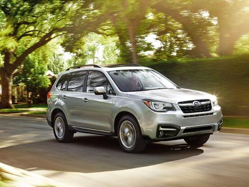 Subaru Forester 2016 - 2018
