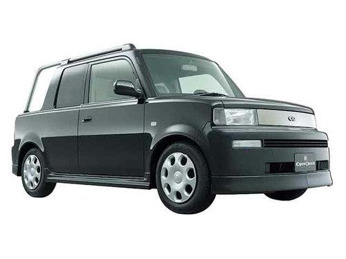 Toyota bB 2001 - 2003