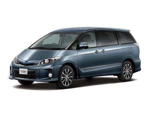 Toyota Estima 2012 - 2016