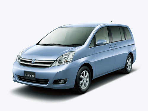 Toyota Isis 2007 - 2009