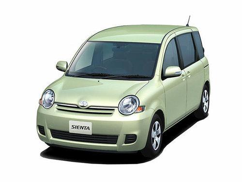 Toyota Sienta 2006 - 2015