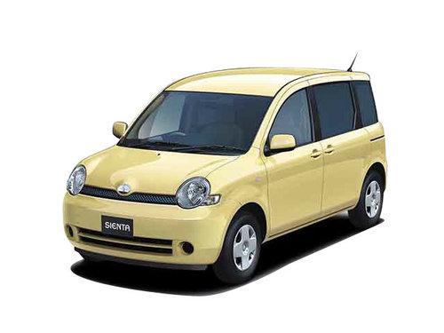 Toyota Sienta 2003 - 2006