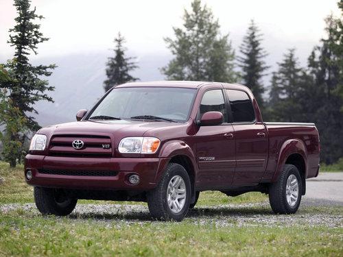 Toyota Tundra 2002 - 2007