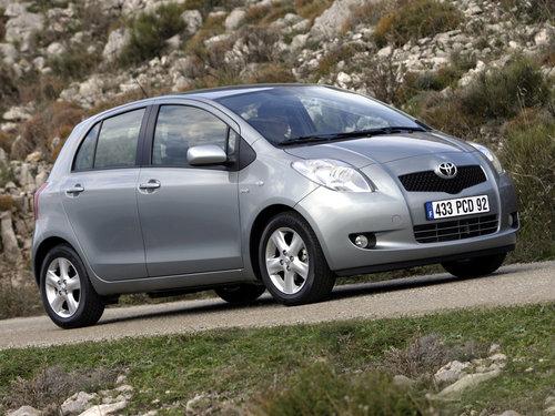 Toyota Yaris 2005 - 2008