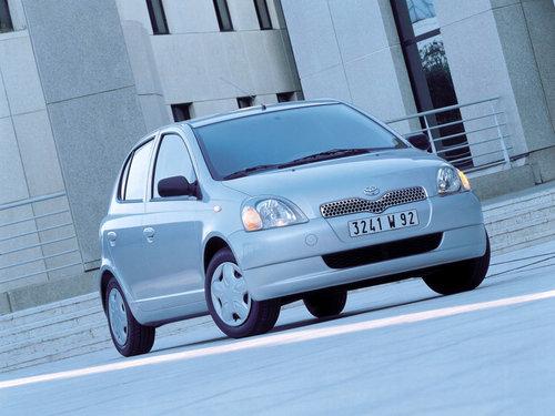 Toyota Yaris 1999 - 2003