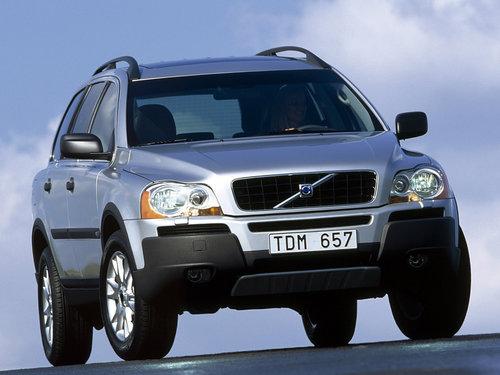 Volvo XC90 2002 - 2006
