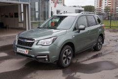 Subaru Forester 2.0i-L MT VF (05.2016 - 12.2016)