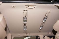 Подсветка: Внутреннее освещение салона Deluxe-Ambient с лампами над каждым пассажиром и фоновым заполняющим светом