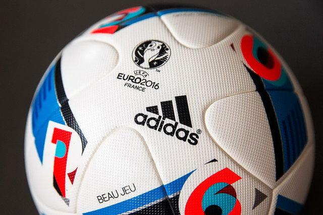 Мяч Adidas Beau Jeu