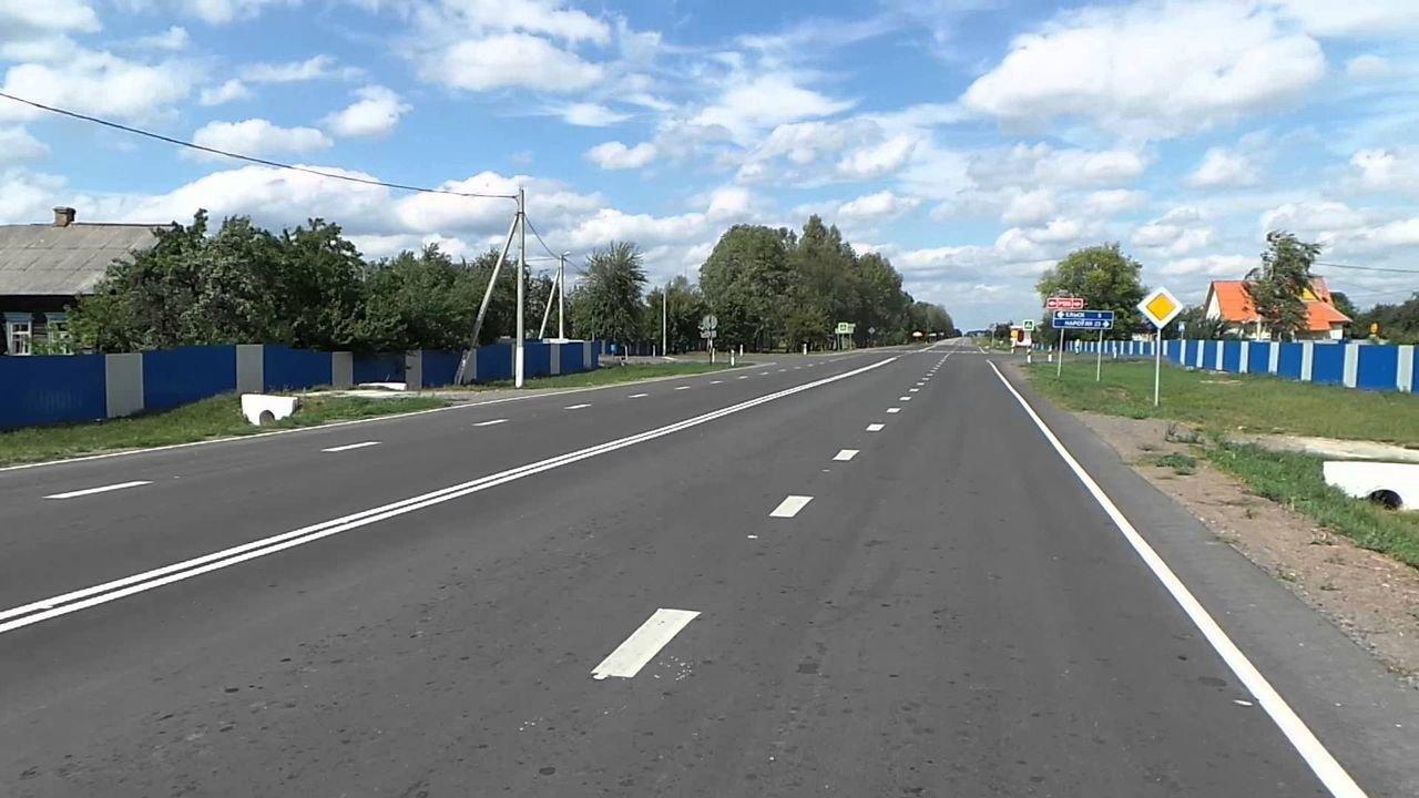 Фото дороги беларусь