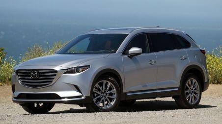 Первый тест-драйв Mazda CX-9 нового поколения