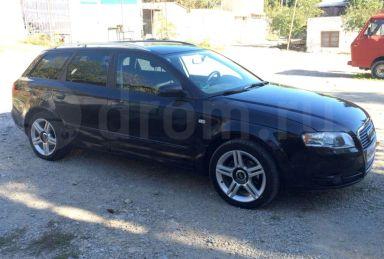Audi A4 2006 отзыв автора | Дата публикации 23.06.2016.