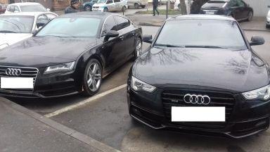Audi A5, 2009