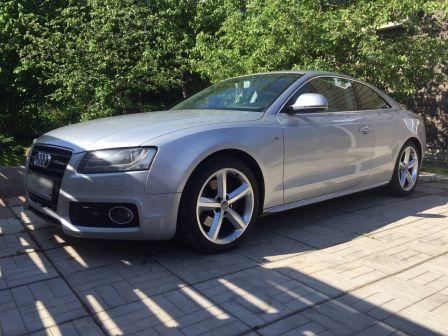 Audi A5 2007 - отзыв владельца