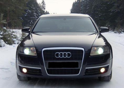 Audi A6 2007 - отзыв владельца