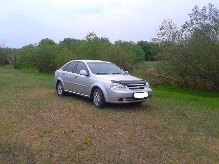 Chevrolet Lacetti 2011 - отзыв владельца