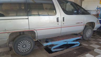 Chevrolet Lumina, 1992