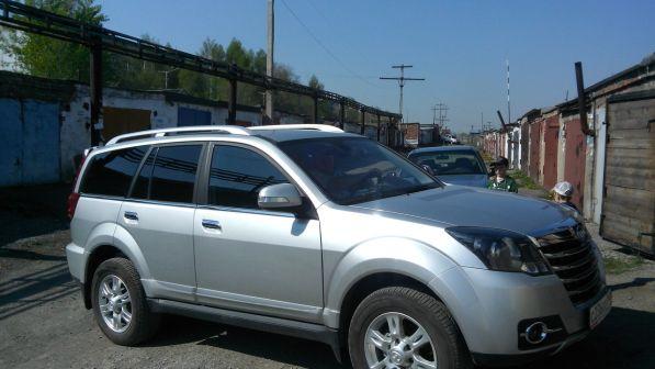 Great Wall Hover H3 2014 - отзыв владельца